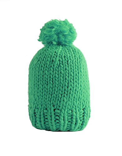 Wool and the Gang Zion Lion Pom - Green