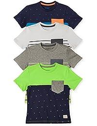 Toddler Boys Pocket Tee Shirt Clothing   Camisetas Bebe Ropa de Niño