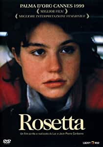 Rosetta [Italia] [DVD]