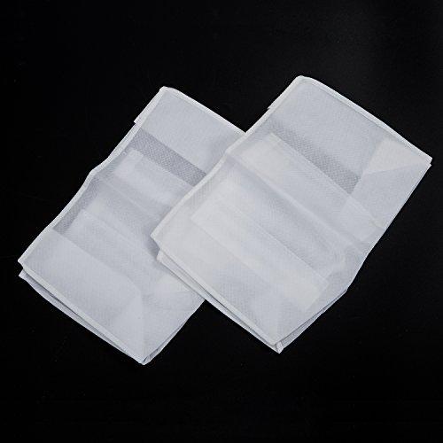 Bolsa para panales - TOOGOO(R) Bolsa para panales Seguridad viajes capa interior rango botellas de bebe mama M
