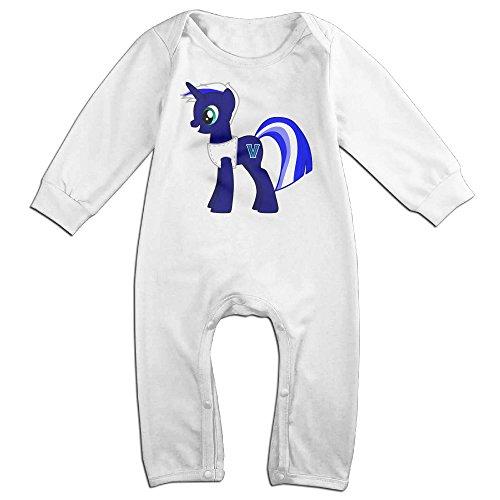 [HOHOE Boy's & Girl's Villanova University MY LITTLE PONY Long Sleeve Outfits 18 Months] (Fire Dog Costume For Toddler)
