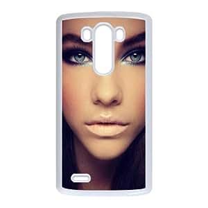 Barbara Palvin LG G3 Cell Phone Case White KWD