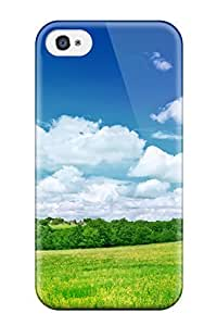 Iphone Case - Tpu Case Protective For Iphone 4/4s- Beautiful Nature