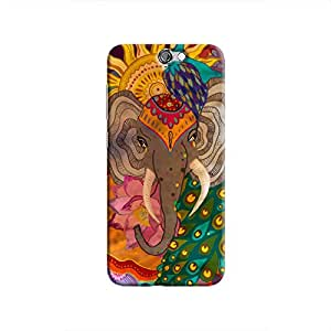 Cover It Up Indian Dreams Hard Case For htc One A9, Multi Color