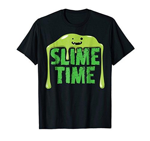Slime Time Monster T Shirt - Kids Halloween 2018 Tee]()