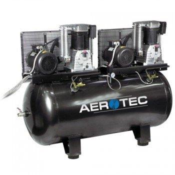 Aerotec Tandem Compresor tumbado AK28 - 10 bares - 400 V 500 litros caldera: Amazon.es: Bricolaje y herramientas