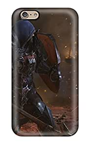 For Iphone 6 Premium Tpu Case Cover Lords Of The Fallen Protective Case(3D PC Soft Case)