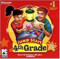 JUMP START 4TH GRADE [CD] Windows