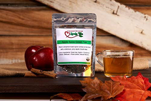 Apple Spice Green Tea