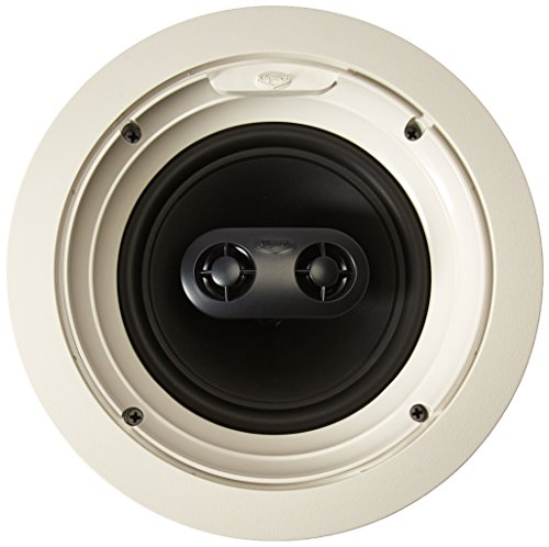 Klipsch R-1650-CSM In-Ceiling Speaker - White (Each) by Klipsch