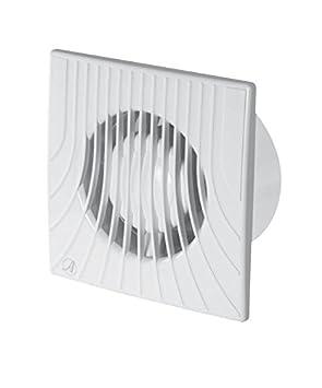 Badlufter Raumentlufter Ventilator 150mm Feuchtesensor Und Nachlauf