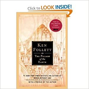 Book (First New American Library Edition) the Pillars of the Earth (Deluxe Edition) By Ken Follett 2007