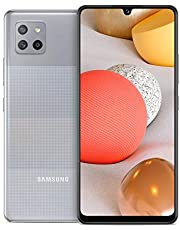 $349 » Samsung Galaxy A42 5G, Factory Unlocked Smartphone, Android Cell Phone, Multi-Lens Camera, Long-Lasting Battery, US Version, 128GB, White