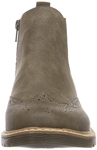 25444 Cafe Oliver s WoMen Boots 361 Brown Ankle z7wwUxEA