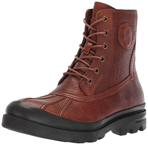 Polo Ralph Lauren Men's UDEL Fashion Boot, Polo tan, 10.5 D US