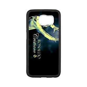 Samsung Galaxy S6 phone case White Cristiano Ronaldo LJJK7573228