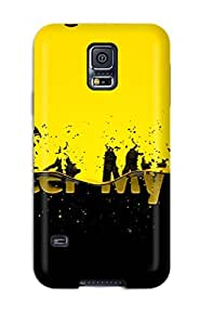 New Style CaseyKBrown Be My Friend Premium Tpu Cover Case For Galaxy S5