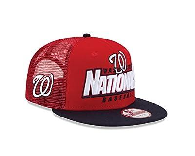 MLB Washington Nationals Trucker Charge 950 Cap
