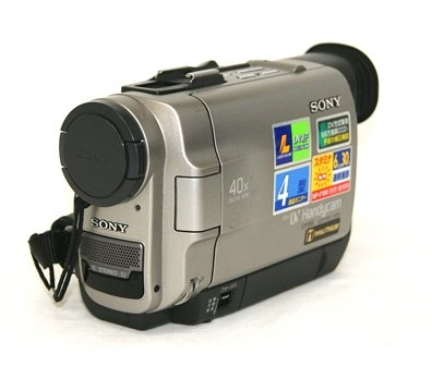 SONY ソニー DCR-TRV7 デジタルビデオカメラレコーダー ハンディカム ミニDV