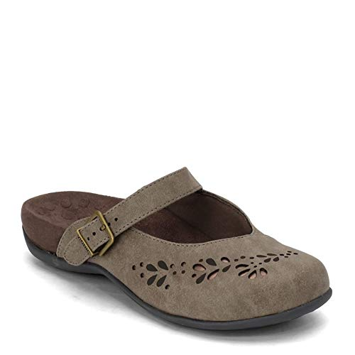 Vionic Women's, Rest Midway Clog Taupe 7 M