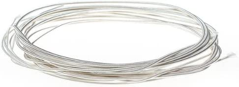 Ecloud Shop® Juego 6 Cuerdas de Nylon 100 cm. para Guitarra Clásica/Española