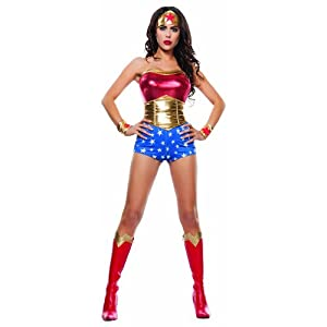 39297051 Sexy Wonder Woman Costumes for Sale - Funtober Halloween