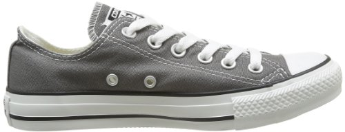 Converse Chucks Kinder Schuhe All Star OX 7J794 charcoal grau