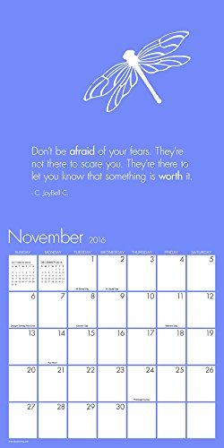 2016 Inspire Wall Calendar