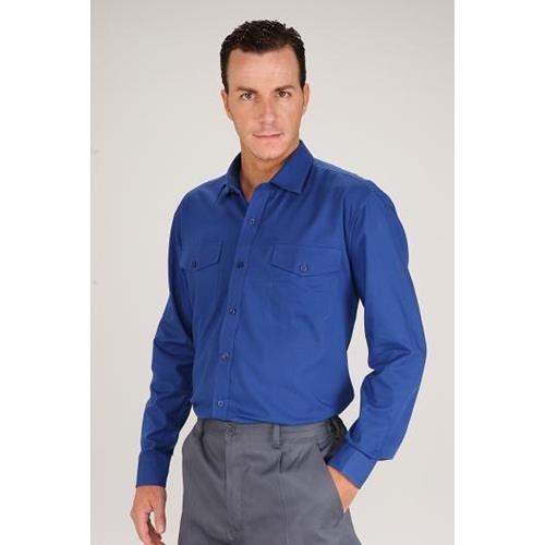 VESIN–Shirt M/Lang 2B. Sanf. MNO. L50042