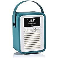 VQ VQ-MINI-TL/US Home Audio Radio, Teal