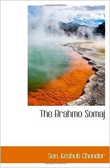Book The Brahmo Somaj