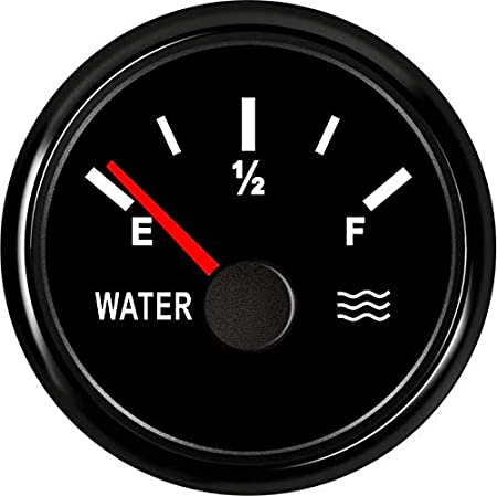 LIGHTED SSW0003 NEW WATER TEMPERATURE GAUGE