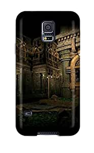 High Quality Shock Absorbing Case For Galaxy S5-resident Evil