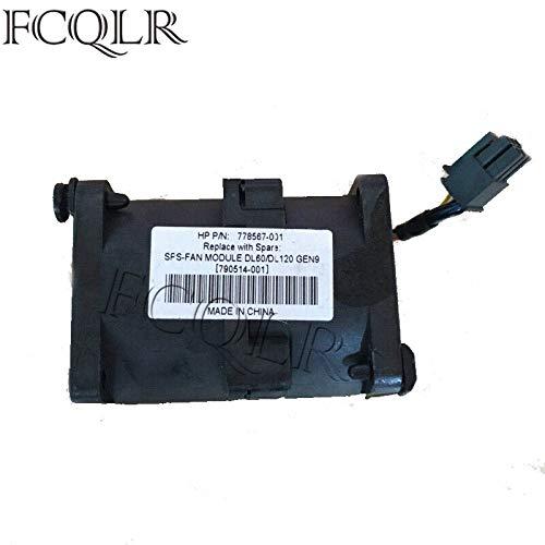 FCQLR Cooling Fan for HP ProLiant DL60 GEN9 DL120 GEN9 768753-001 779103-001 778567-001 790514-001 Server Fan