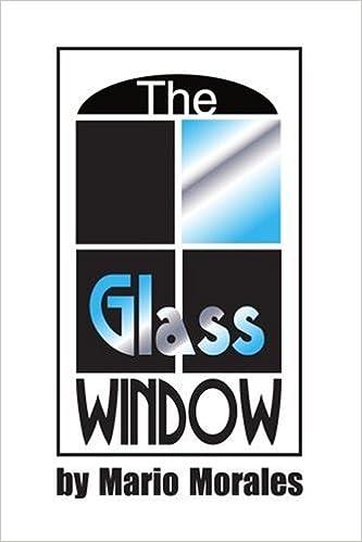 The Glass Window Amazoncouk Mario Morales 9780595197262 Books