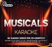Musicals Karaoke (3Cd+G)