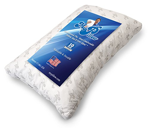 MyPillow Premium Series [Std/Queen, Least Firm Fill]...