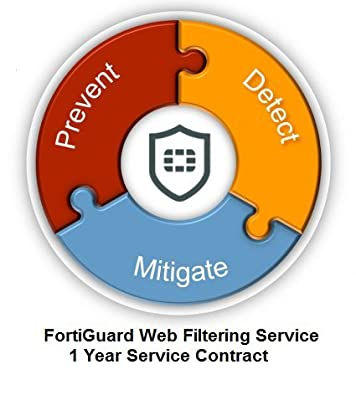 | FC-10-00116-112-02-12 | FortiGuard Web Filtering Service for FortiGate-100D, 1 Year Service Contract