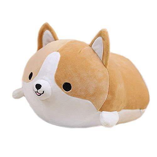 Livoty Stuffed Animal,Anime Shiba Inu Plush Stuffed Soft Pil