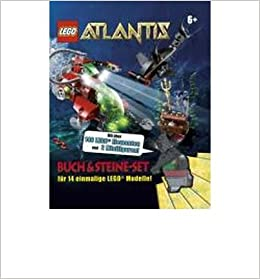 Lego Atlantis Buch Steine Set Mixed Media Productgerman