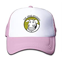 Style Kids Mesh The Dead Milkmen American Rock Band Adjustable Cap Baseball Hat