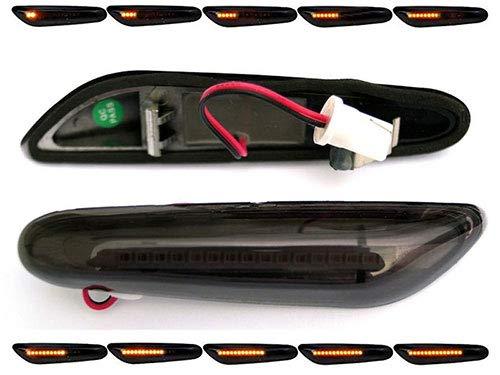 Frecce laterali a LED dinamiche con marchio di controllo E frecce laterali a LED, colorate