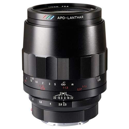 Voigtlander 110mm f/2.5 APO-Lanthar Macro for Sony FE