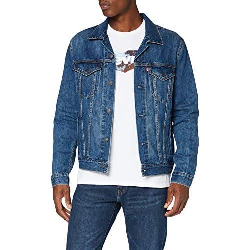 chollos oferta descuentos barato Levi s The Jacket Chaqueta vaquera Mayze Trucker X Small para Hombre