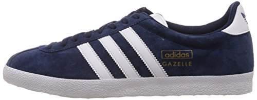 Marine Originals Gazelle Og Uomo Blu Sneaker bleu Adidas f0wq8Uw