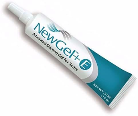 NewGel+E Advanced Silicone Gel for Scars - 15 grams by NewGel+