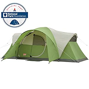 5. Coleman Montana 8-Person Tent