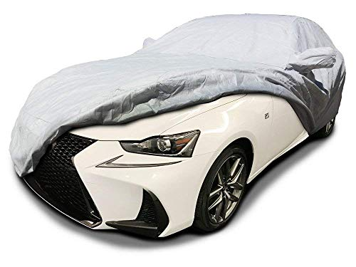 CarsCover Custom Fit 2006-2013 Lexus IS250 IS250C IS350 IS350C Car Cover Heavy Duty Weatherproof Ultrashield Covers is 250 350 250C 350C ()