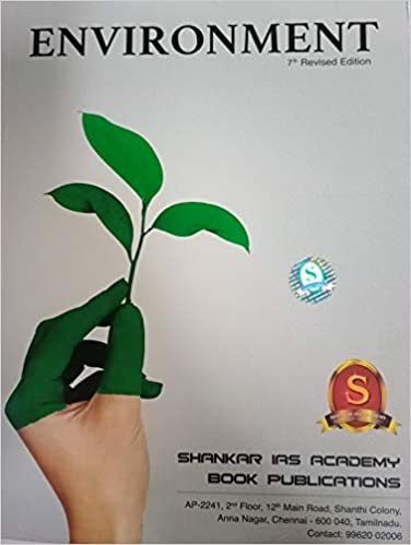 Environment Notes by Shankar IAS