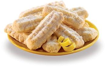 Mississippi Cheese Straw Factory Original Lemon Straws in Plain Box, 32oz (908g) …